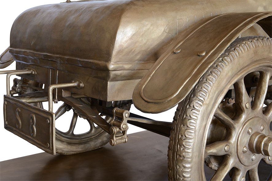 vintage car detail2
